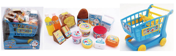 Doraemon Shopping Car Toy