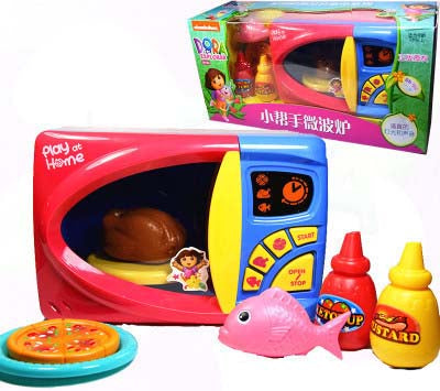 Dora the explorer Microwave oven