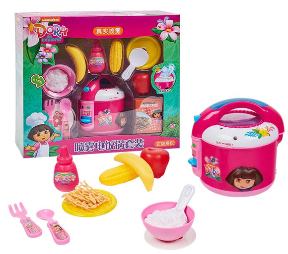 Dora the explorer Spray Rice Cooker Set