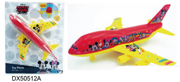 Mickey Mouse-Toy Story Toy Plane