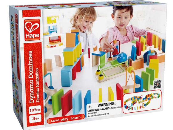 Hape - Dynamo Dominoes
