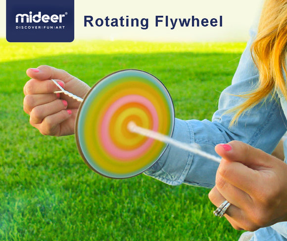 Mideer Rotating Flywheel