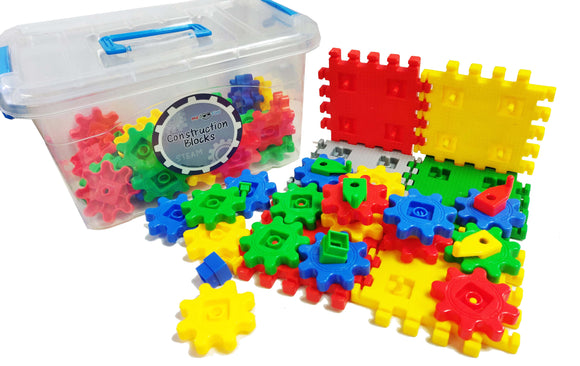 Me100fun Construction Blocks - Gear