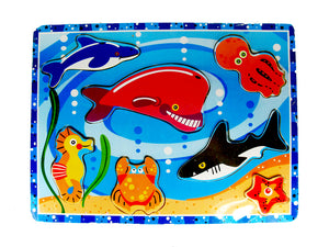 Puzzle - Sea Animals