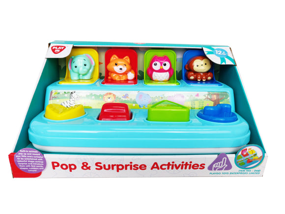 Pop & Surprise Activities
