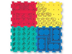 Reversible Peg Mat Set