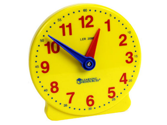 Big Time™ 12-Hour Student Learning Clock