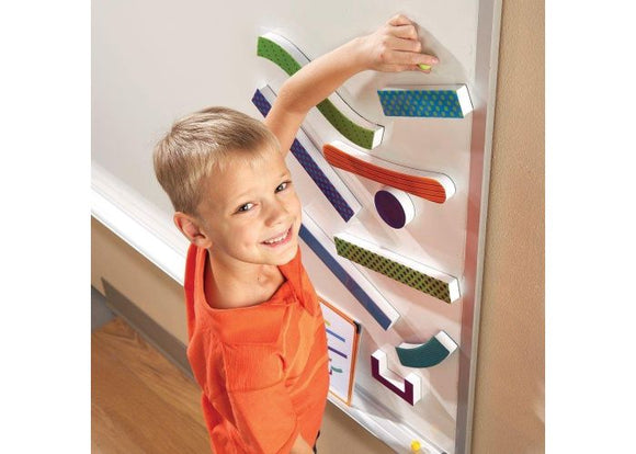 Tumble Trax® Magnetic Marble Run
