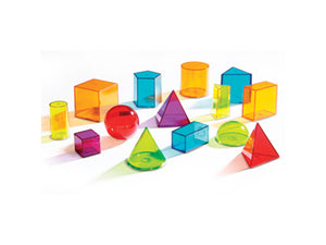View-Thru® Geometric Solids (Set of 14)