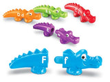 Snap-n-Learn™ Alphabet Alligators