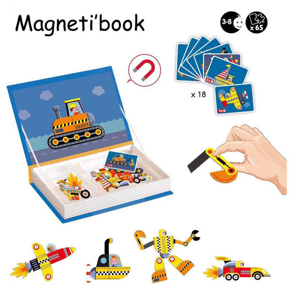 Magnetic Puzzle - Object
