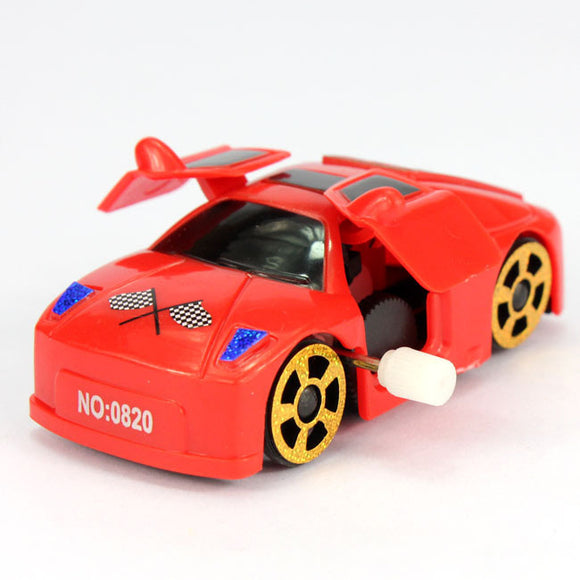 Wind-up Turn Around Racing Car