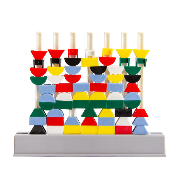 Early Learning Creative Geometric Blocks