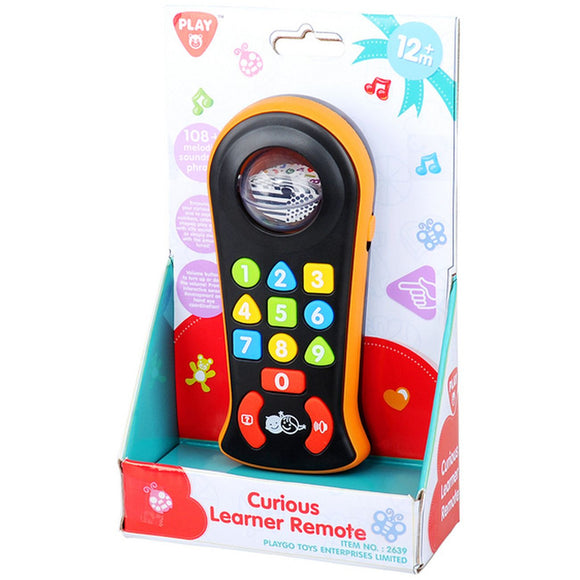 Playgo Curious Learner Remote