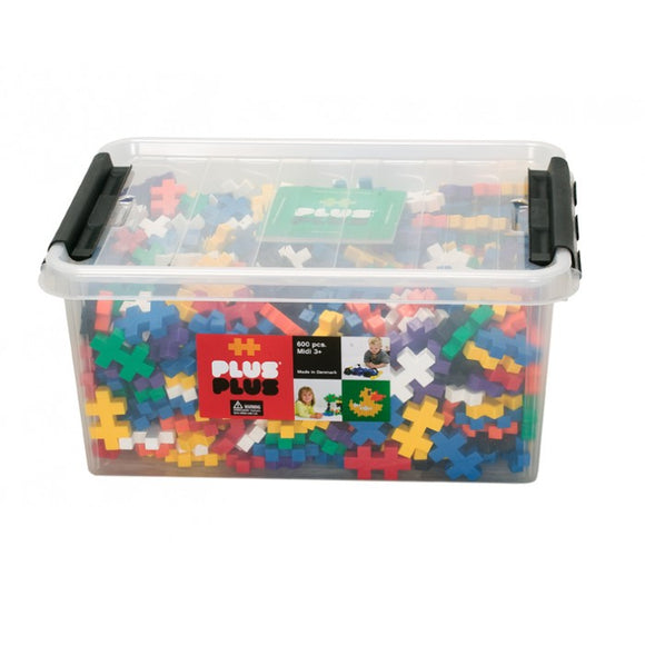 PLUS PLUS - Midi 600pcs Education
