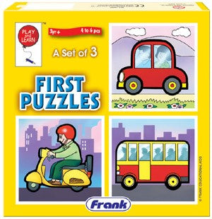First Puzzles - On Road