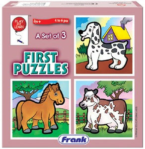First Puzzles - Animals