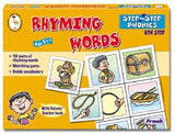 Step by Step Phonic 4th - Rhyming Words