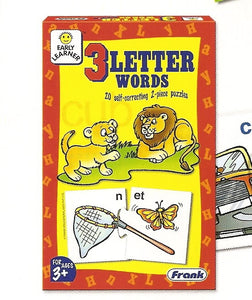 Early Learner - 3 Letter Words