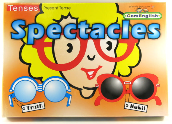 GamEnglish Series - Spectacles (Tense)