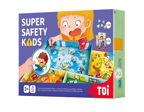 TOI Super Safety Kids
