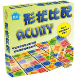 Acuity-The game of sharp vision & keen thought