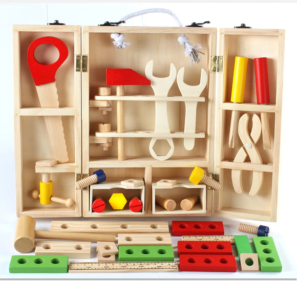 Carpenters Tool Box Set