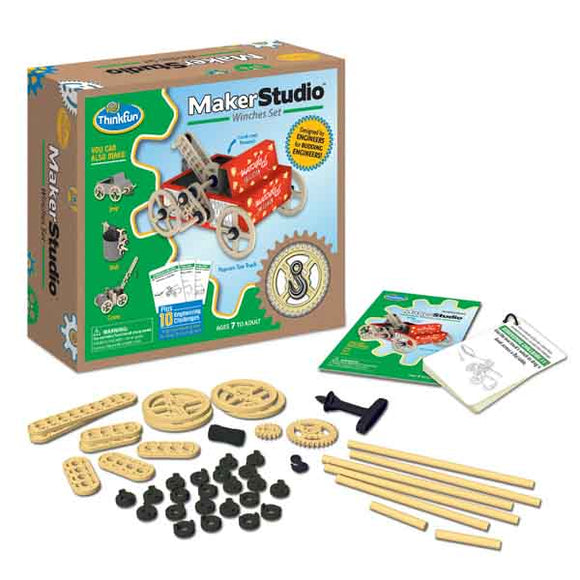 Maker Studio : Winches Set