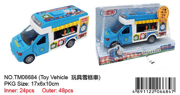 THOMAS Ice-Cream Car w-sound