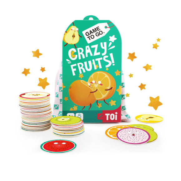 TOI GAME TO GO - Crazy Fruits