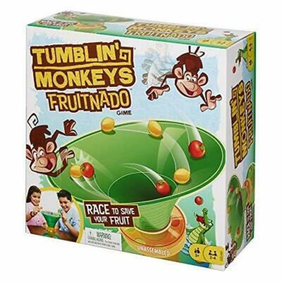 Tumblin' Monkeys Fruitnado Game