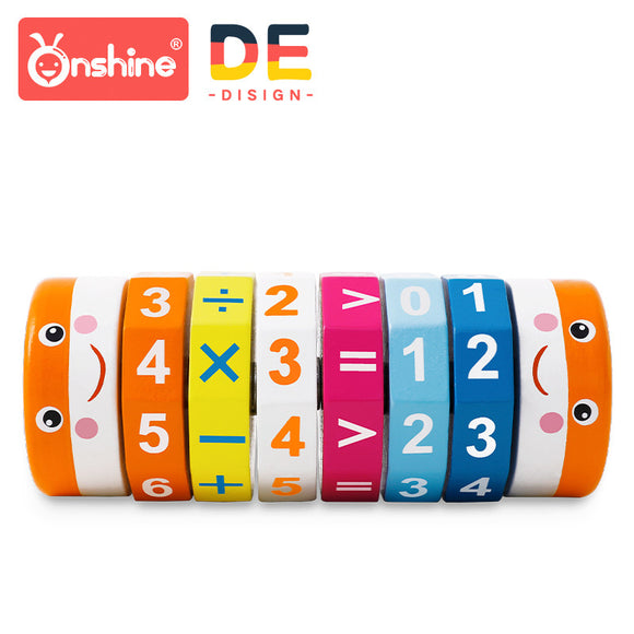 Onshine Arithmetic/Alphabet Twist & Turn Cylinder
