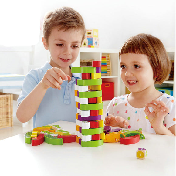 Vegetables Building Blocks