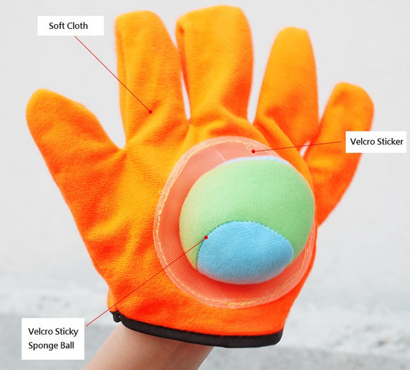 Velcro Sticky Glove