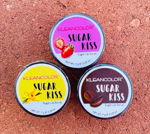 Kleancolor Sugar Kiss ✨Lip Scrub✨