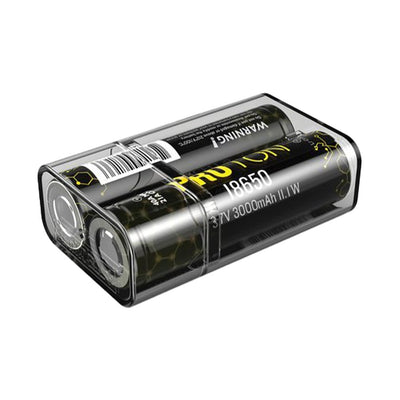 Blackcell Protons 18650 Batteries - Vapor Rage LLC