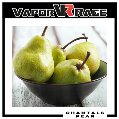 Chantal's Pear - Vapor Rage LLC