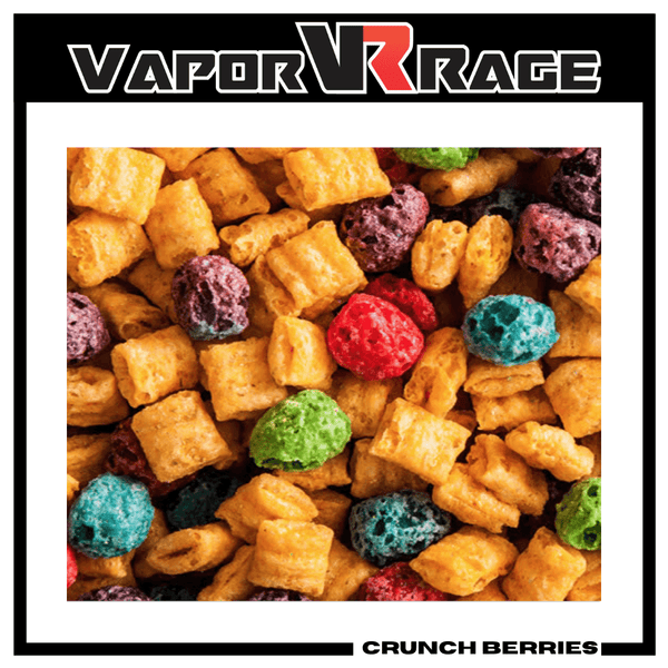 Crunch Berries - Vapor Rage LLC