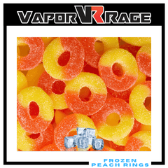 Frozen Peach Rings - Vapor Rage LLC
