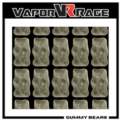 Gummy Bears - Vapor Rage LLC