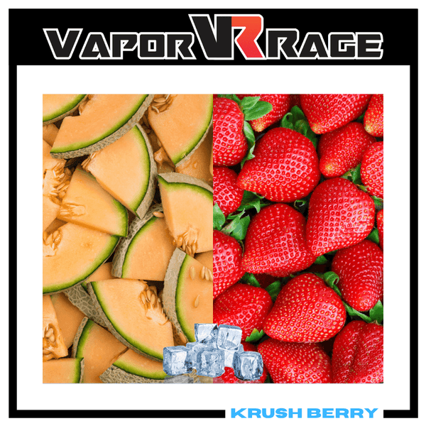 Krush Berry - Vapor Rage LLC