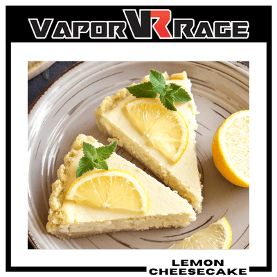 Lemon Cheesecake - Vapor Rage LLC