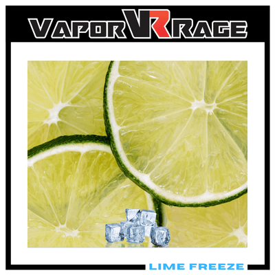 Lime Freeze - Vapor Rage LLC