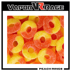 Peach Rings - Vapor Rage LLC