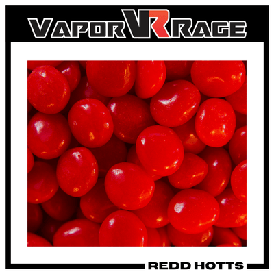 Redd Hotts - Vapor Rage LLC