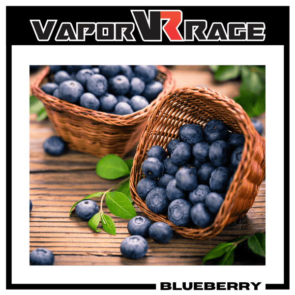 Ripe Blueberry - Vapor Rage LLC