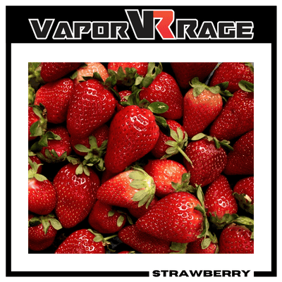 Ripe Strawberry - Vapor Rage LLC