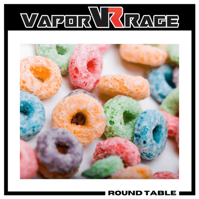 Round Table - Vapor Rage LLC