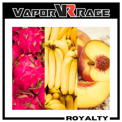 Royalty - Vapor Rage LLC