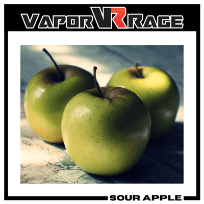 Sour Apple - Vapor Rage LLC
